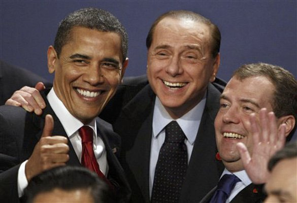 obama thumbs up g20