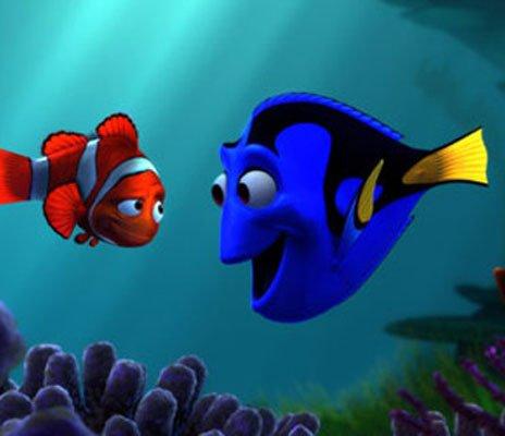 dory and nemo. Dory in #39;Finding Nemo#39;