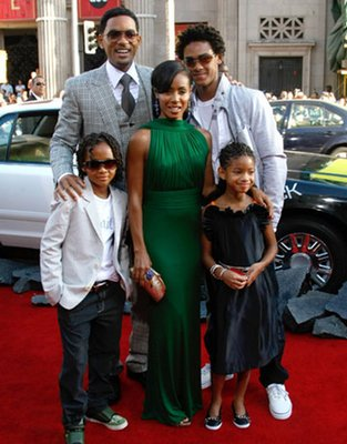 will smith and family. Will Smith#39;s Family