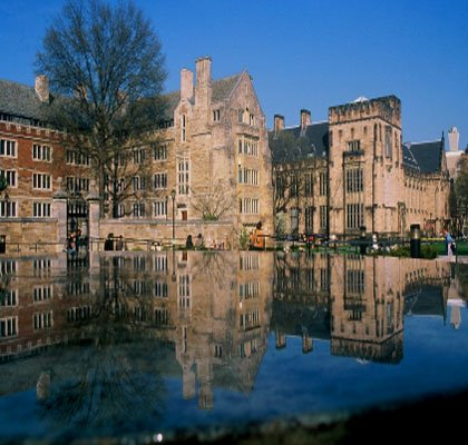 Yale University | Top 10 Colleges 2010 | Comcast.net Finance