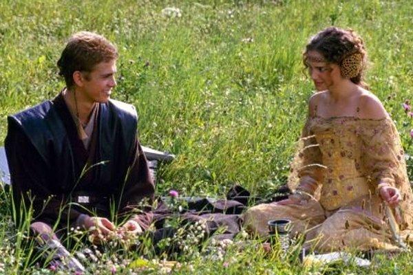 Worst - Hayden Christensen & Natalie Portman - 'Star Wars: Episode II