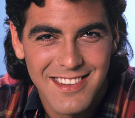 "George Clooney on ""The Facts of Life."" (Photo: NBC)"