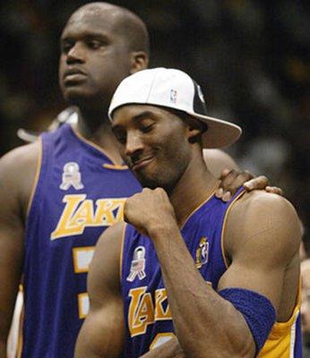 Rumors of an In-House Feud | Kobe and Shaq Through the Years | XFINITY