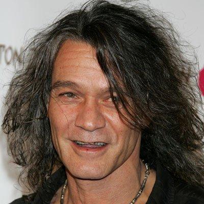 Eddie Van Halen fue elegido el mejor guitarrista de la historia