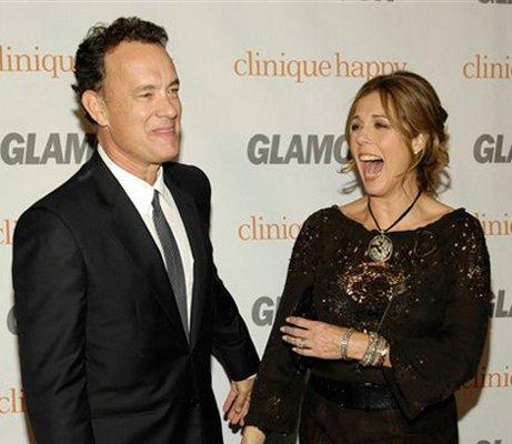 tom hanks kids pictures. Tom Hanks amp; Rita Wilson