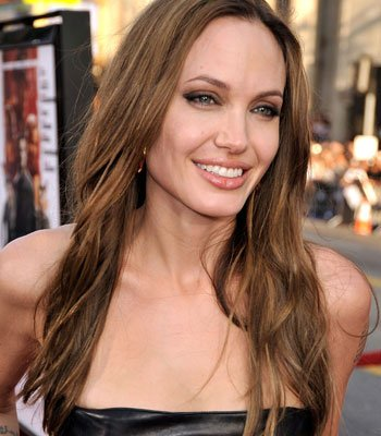 Angelina usually tops every list having to do with beauty, sex appeal and ...