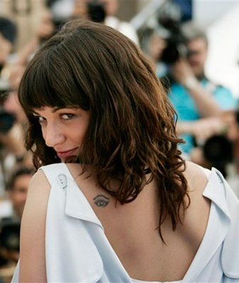 Italian actress Asia Argento poses during a photo call for the film