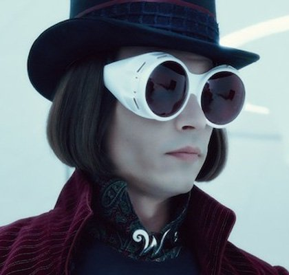 johnny depp charlie and chocolate. Johnny Depp in quot;Charlie and