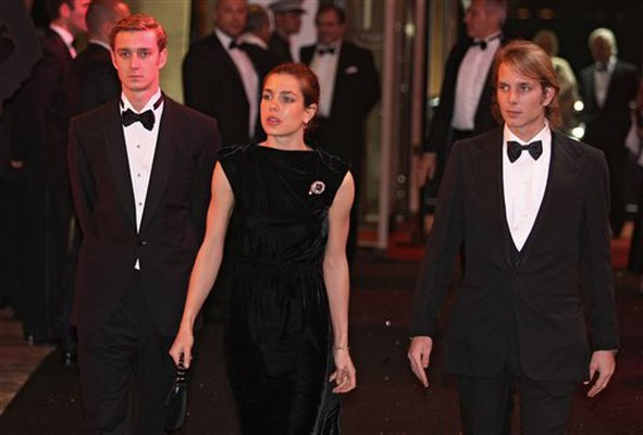 pierre casiraghi of monaco. Pierre Casiraghi of Monaco