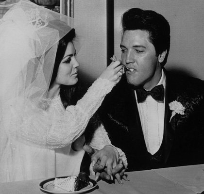 Elvis Presley | Music's Most Extravagant Weddings | Comcast.net Music