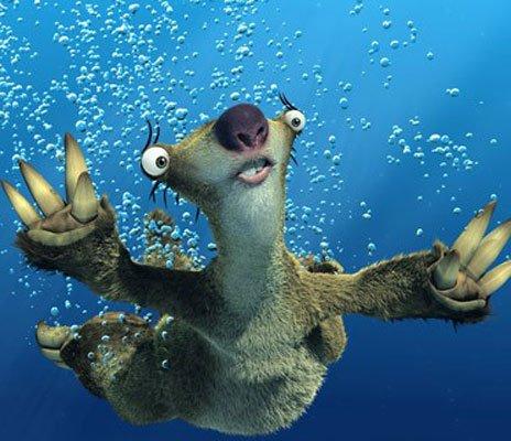 thinkdiscykab: sid sloth ice age