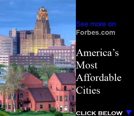 10 best small cities to raise