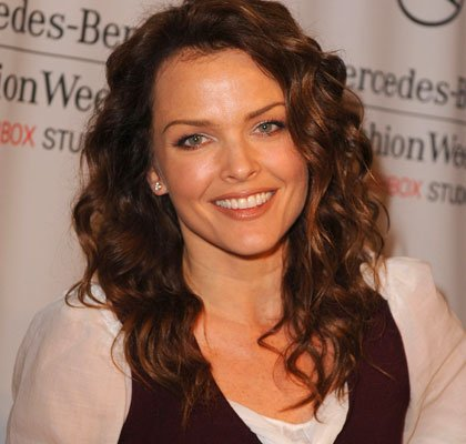 Actress Dina Meyer Is 43 Photo Katy Winn Getty Images
