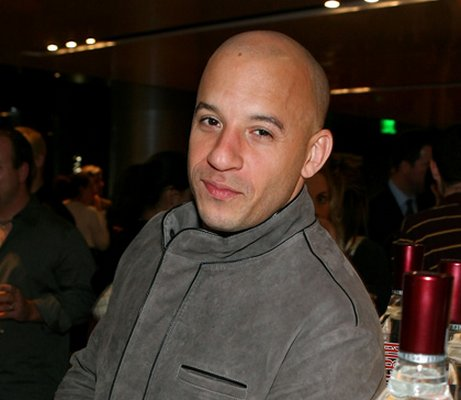 Vin Diesel And His Twin Brother http://xfinity.comcast.net/slideshow/entertainment-celebritytwins/9/
