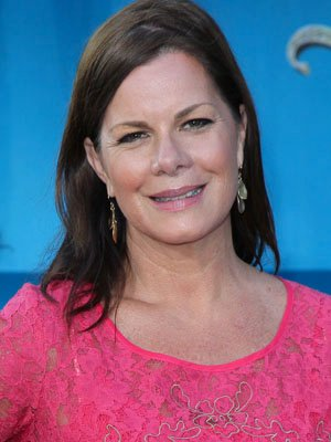 Actress Marcia Gay Harden and soon-to-be-ex-husband Thaddaeus Scheel have ...