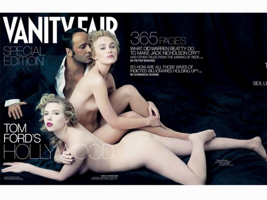 iVillage.com: Dare to Go Bare! Nude Celebrity Magazine Covers