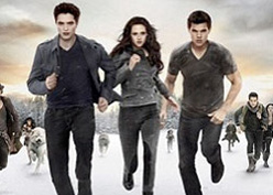 'Twilight' Finale Leads Razzies Worst-of List