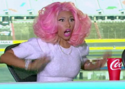 Nicki Minaj Reaches 'Idol' Breaking Point