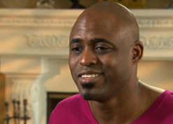 Wayne Brady: Just getting warmed up