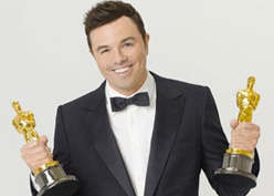 MacFarlane Putting All He's Got into the Oscars