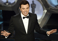 MacFarlane's Oscars Joke Goes Too Far?