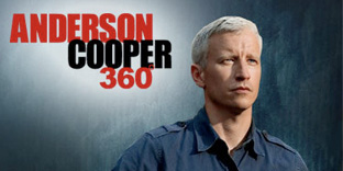 'Anderon Cooper 360'
