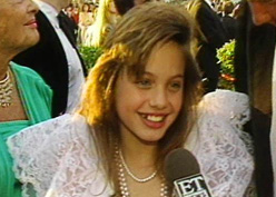 10-Year-Old Angelina Jolie