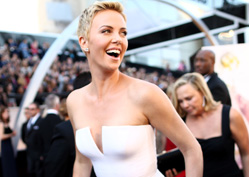 Charlize Theron's Noble Deed