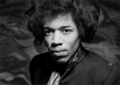 Hendrix Album Offers Different Look