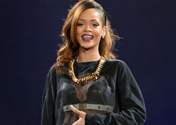 Is Rihanna Pop Music Royalty?