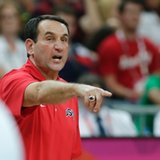 Coach K returning to US Olympic team