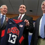 Krzyzewski: Ultimate honor to coach USA