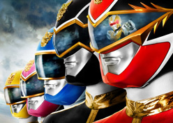 'Power Rangers Megaforce'