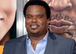 Craig Robinson Talks 'Peeples'