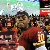 Coded goal: RG3 still aiming for Redskins' opener