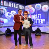 Cavaliers win NBA draft lottery again