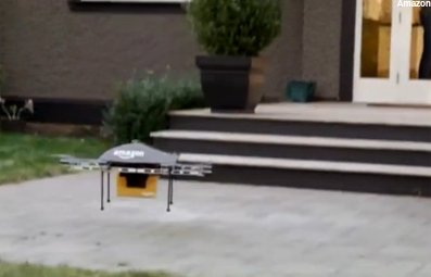Play Amazon Plans Delivery Drones Free Online