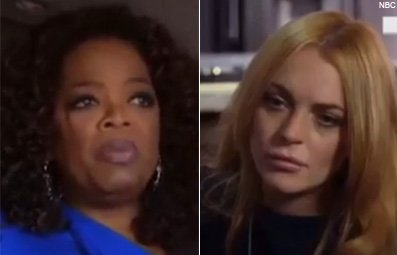 Play Oprah to Lohan: 'Cut the Bull****' Free Online