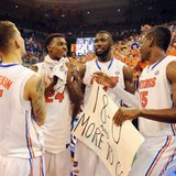 No. 1 Gators first to go 18-0 in SEC