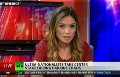 Play 'Russia Today' Reporter Quits on Air Free Online