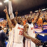 Florida, Wichita St. stay 1-2 in Top 25