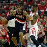 Aldridge has 46 in Blazers' wild OT win
