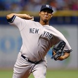Yankees RHP Nova on DL due to elbow tear