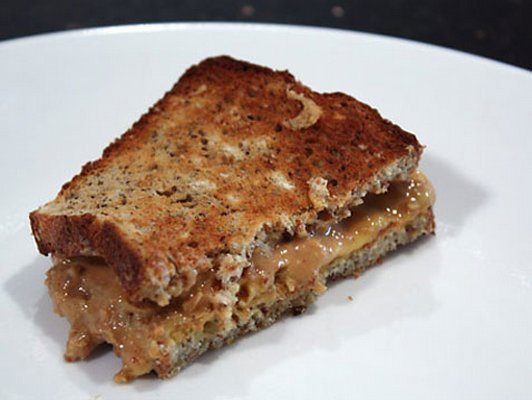 Peanut Butter Sandwich | iVIllage.com: Can You Put Cheese on That ...