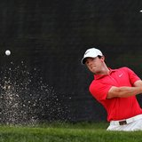 McIlroy stumbles to 74 at Barclays