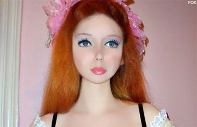 Play 'Teen Barbie': I'm All Natural Free Online