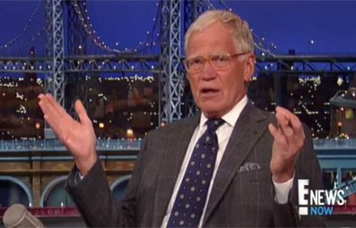 Play Letterman's Moving Tribute to Williams Free Online
