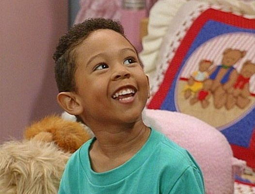 Boy Twins From Full House All Grown Up Tahj mowry, the younger brother
