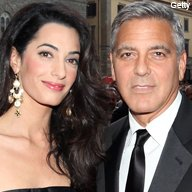 See Amal's Wedding Dress Now