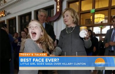 Play Girl Freaks Out When Meeting Hillary Free Online